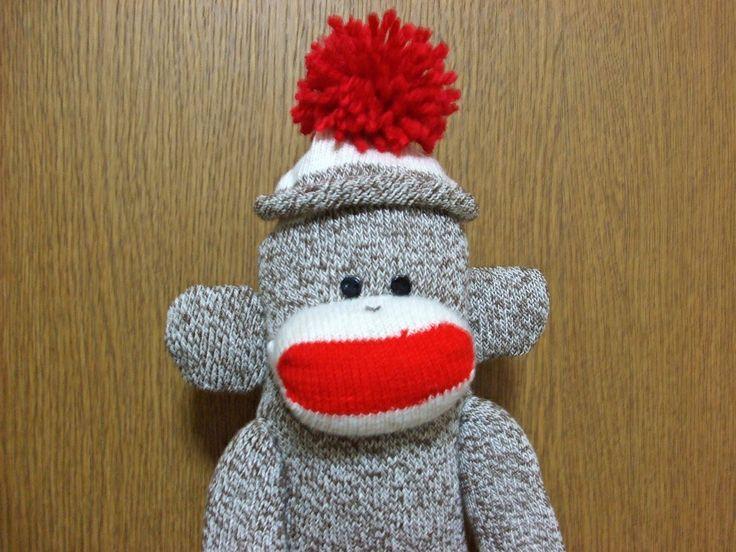 Sock Monkey #41.