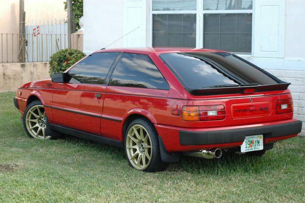 1986 Isuzu Impulse Turbo