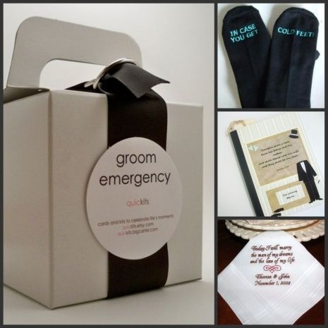 Gift Ideas For Fiance On Wedding Day Groom From BrideWedding