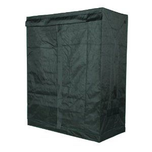 LEDwholesalers GYO1009 60-Inch x 48-Inch x 24-Inch Mylar Reflective Hydroponic Grow Tent by LEDwholesalers. $88.52. Sturdy metal frame structure, with plastic push-lock corners. Light-tight construction prevents disruption of plants light cycle. Non Toxic, 100% reflective silver-colored inner MYLAR lining x 60). Easy, tool-free assembly. Tough, black-colored polyester canvas outer shell. Take total control of your plant-Foot s environment all year round with this free...