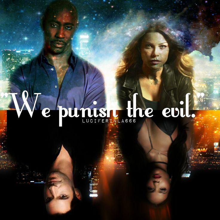 Lucifer Youtube Trailer: 425 Best Lucifer TV Series Images On Pinterest
