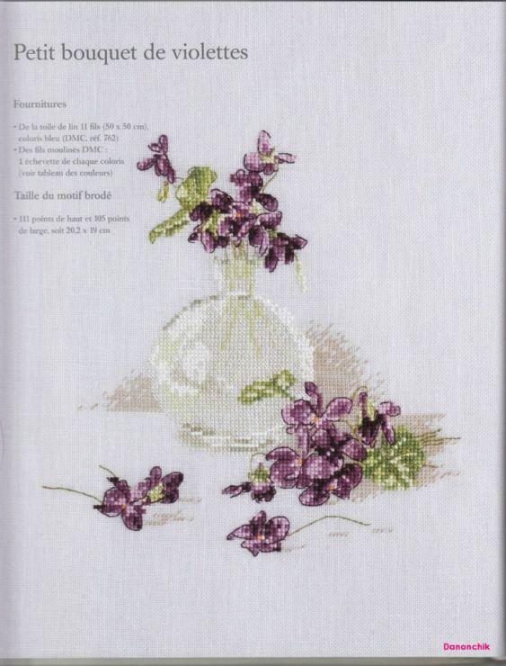 Gallery.ru / Фото #60 - Herbier au point de croix - simplehard