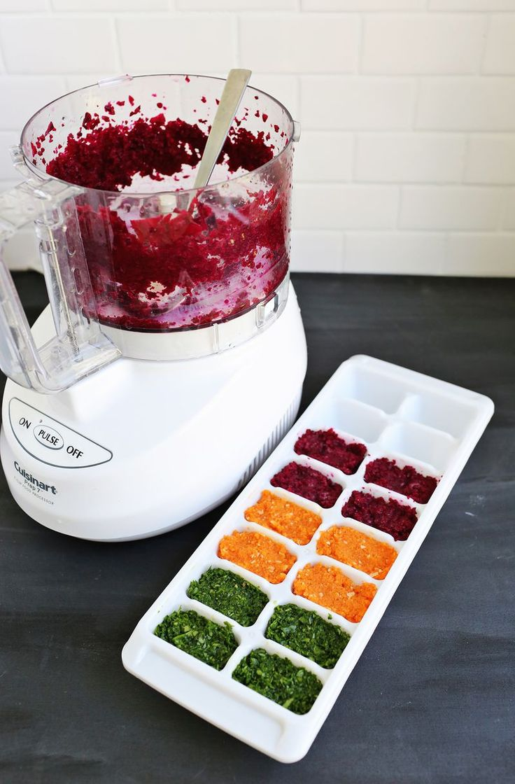 Brilliant Idea; How to make vegetable ice cubes for smoothies! #vegan #vegetarian #smoothies