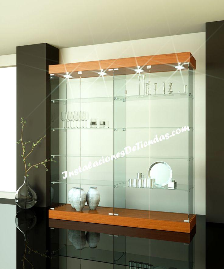 Las 25 mejores ideas sobre vitrinas de cristal en - Cocinas guzman ...