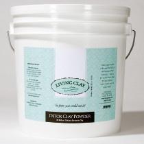 Living Clay™ Detox Clay Powder 8.8l bucket $280 All Natural Calcium Bentonite Clay
