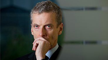The Thick of it. Peter Capaldi has become the my favourite actor because of this show, he's just brilliant, and strangely looks like my dad.