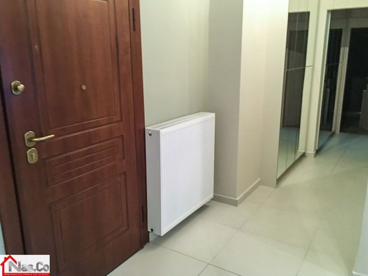 Ολική Ανακαίνιση στην Καλλιθέα - Πόρτα Ασφαλείας NasDoors - Σώματα καλοριφέρ