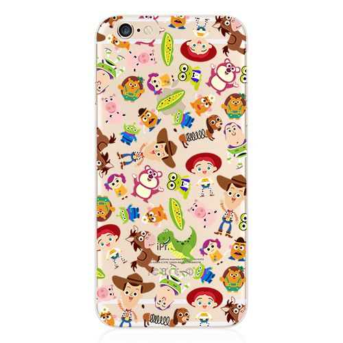 For iPhone 6S Case Toy Story Sheriff Woody Buzz Lightyear Slinky Dog Transparent TPU Soft Case for iPhone 6 6S 4.7 Inch #clothing,#shoes,#jewelry,#women,#men,#hats,#watches,#belts,#fashion,#style