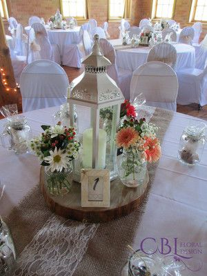CBL Floral Design, Barrie, ON - Wedding Party Florals/Bridal Party Bouquets/ Wedding Flowers/ Bridal Bouquets - #weddingbouquets #bridalbouquets #weddingpartyflorals #weddingflowers #handtiedbouquets #cblfloraldesign #weddingphotographer #floraldesigner www.cblfloraldesign.ca Lantern centerpiece - John and Nicole's Gallery at www.cblfloraldesign.ca
