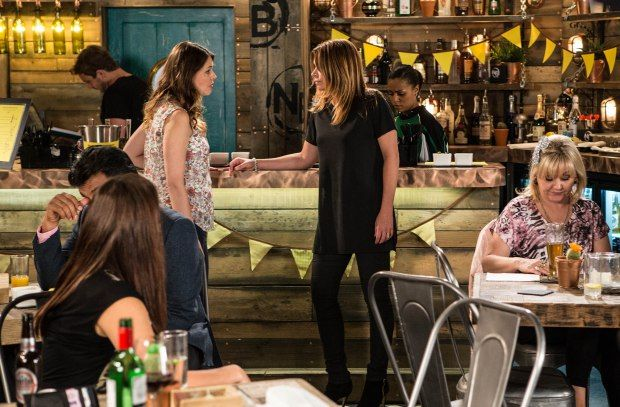 Coronation Street Blog: Why Carla Connor  | Coronation Street spoilers: Carla Connor's breakdown prompts a fire ...