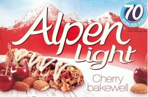 Alpen light Bars    Cherry Bakewell flavour    5pk    BB 13th October 2017 | Shop this product here: http://spreesy.com/DiscountFoodsofLincoln/207 | Shop all of our products at http://spreesy.com/DiscountFoodsofLincoln    | Pinterest selling powered by Spreesy.com