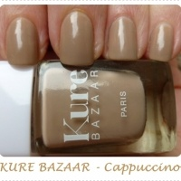 KURE BAZAAR – Cappuccino: Nail Polish, Cappuccinos, Beauty, Blog, Bazaars