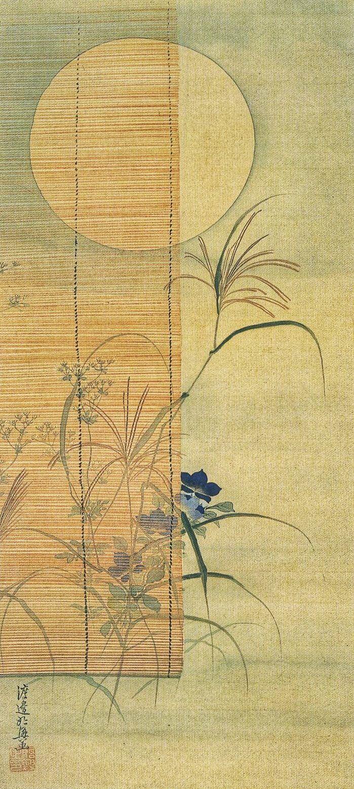 Watanabe Shiko. Flowers and Mo...