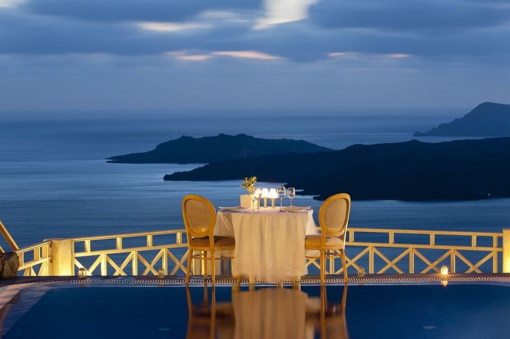 Petit Palace, Fira, Santorini, Greece --  With a stay at Petit Palace in Santorini (Fira), you'll be convenient to Wine Museum Santorini Island and Museum of Prehistoric Thira. This 4-star hotel is within close proximity of Athinios Port and Santorini Folklore Museum. Get the best rates at http://www.lowestroomrates.com/Santorini-Hotels/Petit-Palace.html?m=p #luxurybeachresorts #santoriniresorts