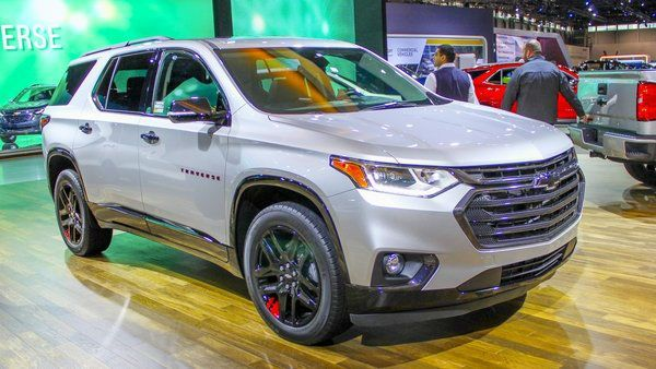 2018 Chevrolet Traverse is the featured model. The 2018 Chevrolet Traverse 1LT image is added in car pictures category by the author on Jun 12, 2017.