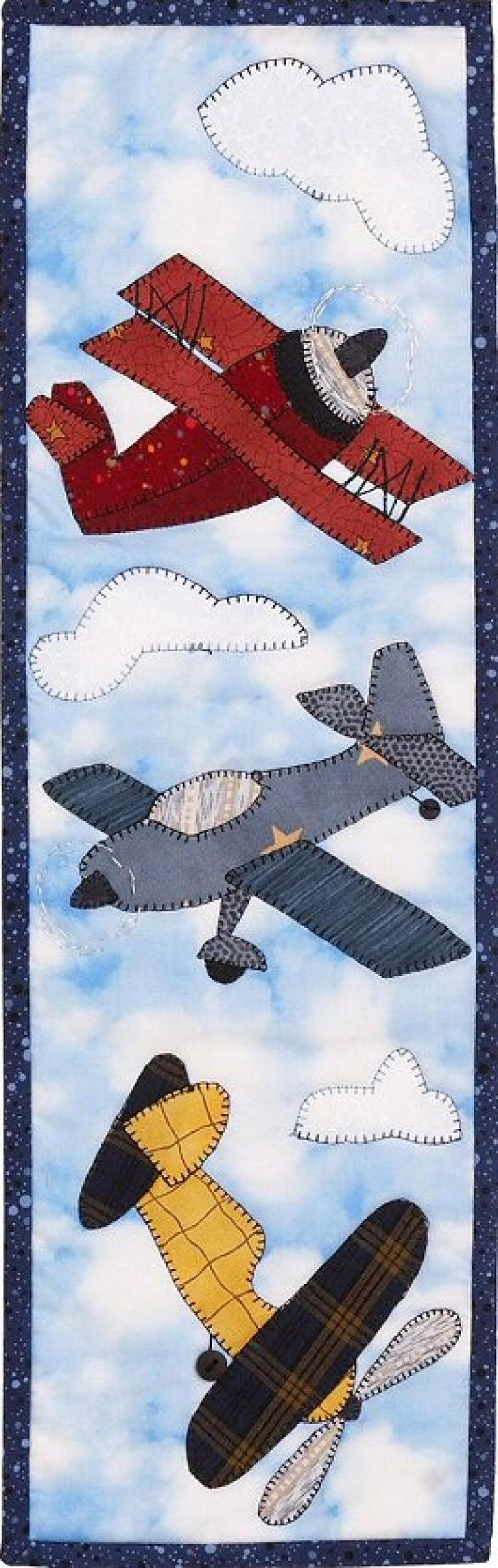 Patch Abilities Inc.  Available at www.patchabilities.com P80 Airplanes