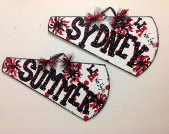 25 best ideas about Cheerleading locker decorations on Pinterest