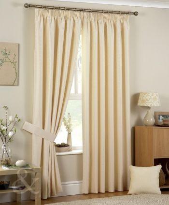 Best 25 Cream Curtains Ideas On Pinterest