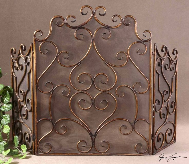 Best 25 Decorative fireplace screens ideas on Pinterest