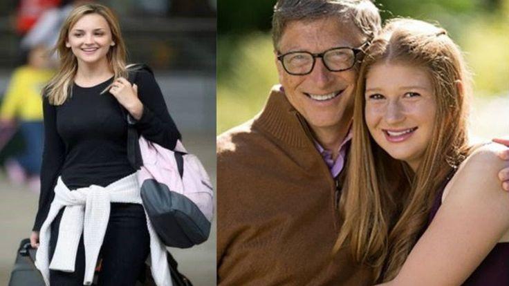 Bill Gates Kids 2017 | Bill Gates  daughter 2017 | Bill Gates Net Worth ...