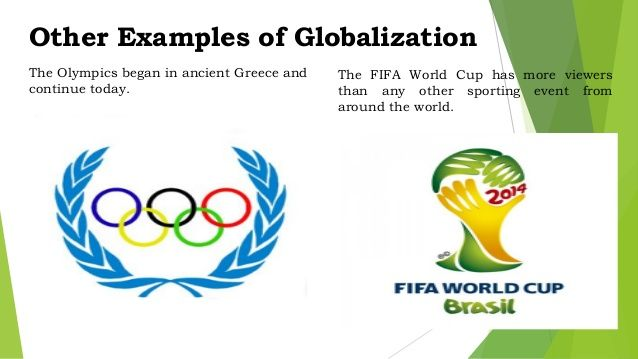 Globalization Has Allowed Different Parts Of The World To Come Together To Compete In Some Of The World S Largest Competition Fifa World Cup Word Cup World Cup