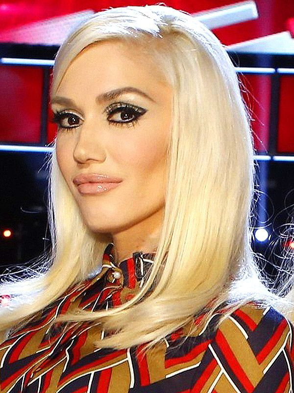 Gwen Stefani '60s-Inspired Makeup on The Voice, The Voice Makeup ...                                                                                                                                                                                 More
