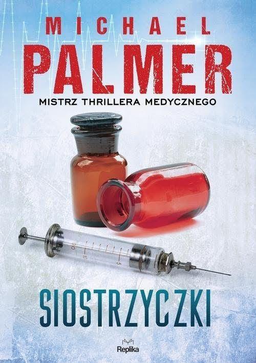 """""""Siostrzyczki"""" to thriller medyczny, gdzie znajdziemy wszystko to, co przynależy do tego gatunku. Zabójstwa, pościgi, kryminalne śledztwo, i... kobiety. Solidna rozrywka, mimo niełatwej tematyki (sprawa eutanazji), która pojawia się w książce. Coś dla fanów sensacji i thrillera.    http://moznaprzeczytac.pl/siostrzyczki-michael-palmer/"""