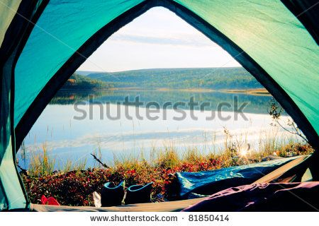 Camping Tent Stock Photography | Shutterstock
