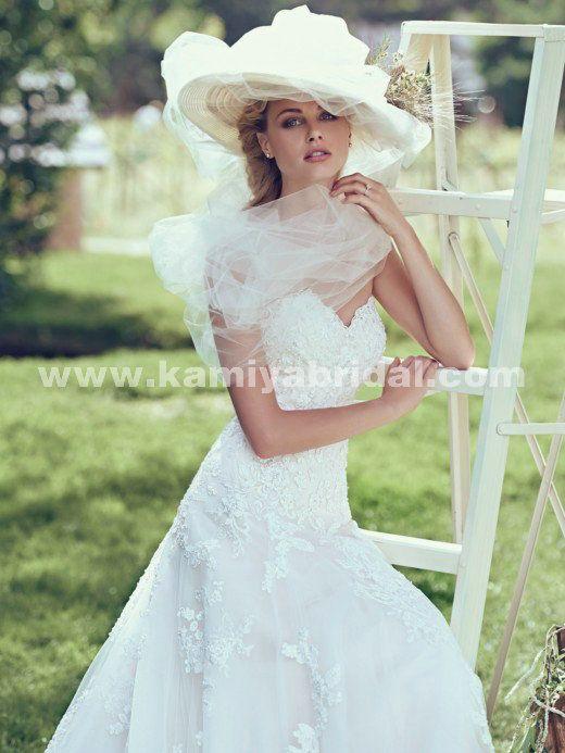50 besten Maggie Sottero Bilder auf Pinterest | Hochzeitskleider ...