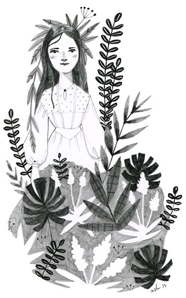 Abigail Halpin: Maidenhair