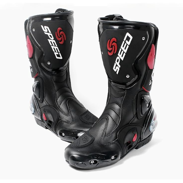 89.28$  Buy here - Motorcycle High Speed Riding Boot MTB Racing Motocross Motorbike Off Road Protective Speed Boots Shoes  #buychinaproducts