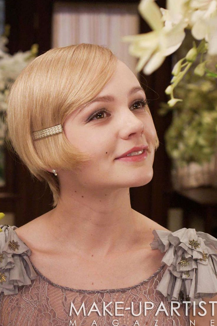 "Carey Mulligan in ""The Great Gatsby""; makeup breakdown."