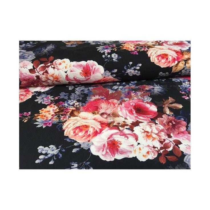 Isoli - fotoprintet med smukke blomster