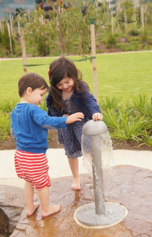 HOT: Royal Park Nature Play playground, Gatehouse St, Parkville http://tothotornot.com/2015/03/hot-royal-park-nature-play-playground-gatehouse-st-parkville/