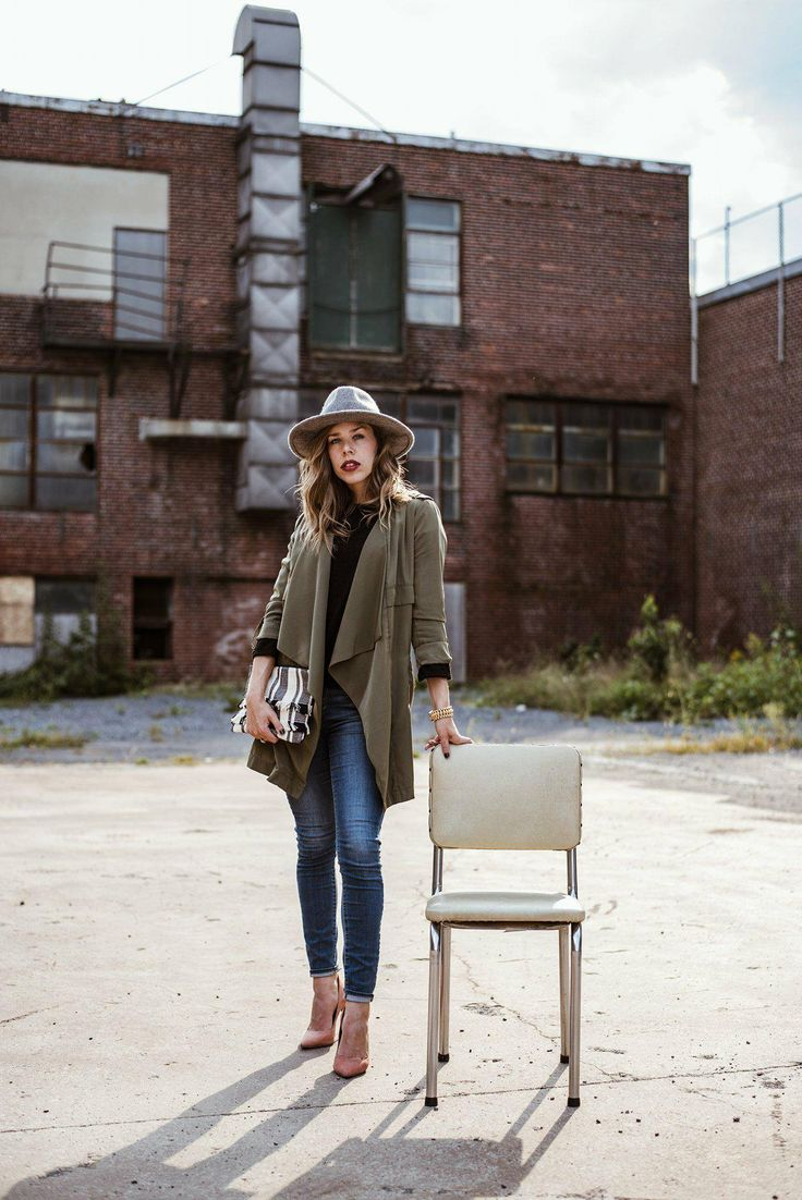 How to Take a Casual Outfit Up a Notch to Casual Chic