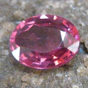 Rhodolite Garnet Ungu Pink 1.20 carat