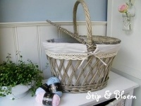 Clayre & Eef basket at www.stipenbloem.nl