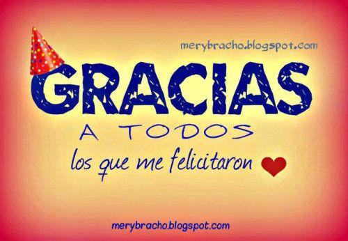 Mensajes De Cumpleaños  http://enviarpostales.net/imagenes/mensajes-de-cumpleanos-52/ #felizcumple #feliz #cumple feliz #cumpleaños #felicidades hoy es tu dia