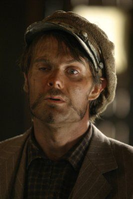 Garret Dillahunt as Jack McCall in Deadwood
