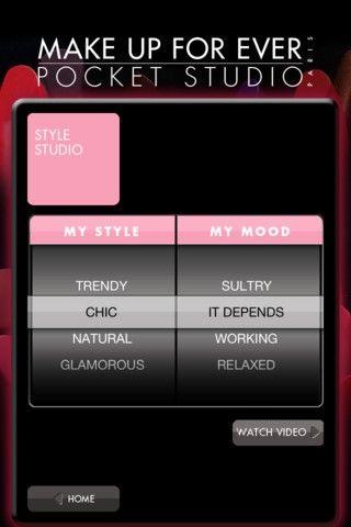 MAKE UP FOR EVER Pocket Studio 2