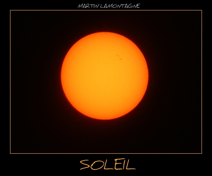 Soleil ( taches ) Panasonic LUMIX