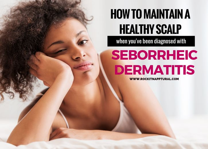 One of the most uncomfortable symptoms of seborrheic dermatitis is that is can cause inflammation, irritation, flaky skin and an itchy scalp.