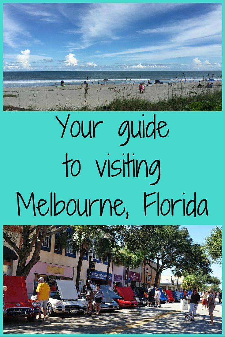 Best  Palm Bay Florida Ideas On Pinterest - Florida map east coast beaches