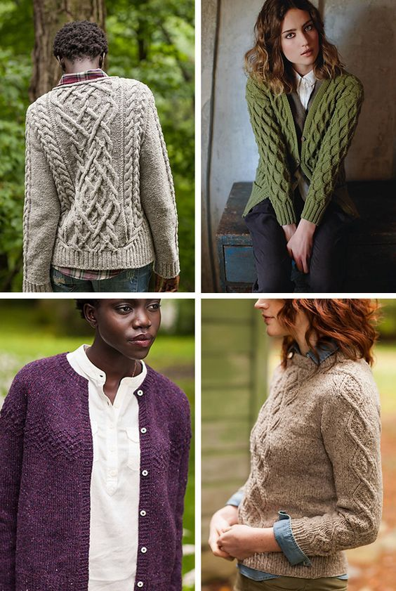 Best of New Favorites: Sweater patterns