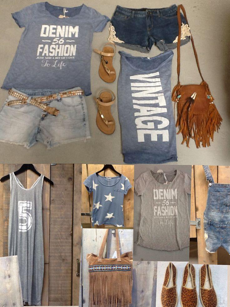 We love denim and fashion.