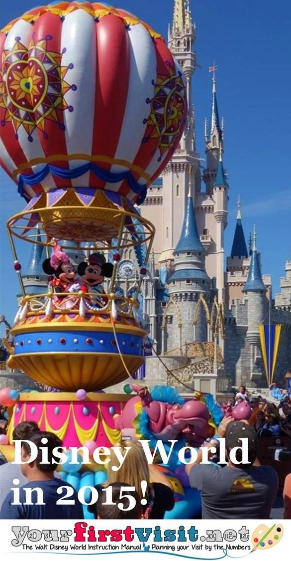 Are you going to Walt Disney World in 2015? Then you'll want to read this post from yourfirstvisit.net stay at www.orlandocondoatlegacydunes.com