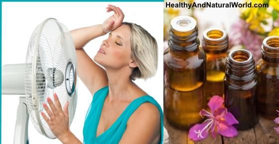 Menopause has a number of symptoms and essential oils can help you treat some of its symptoms.