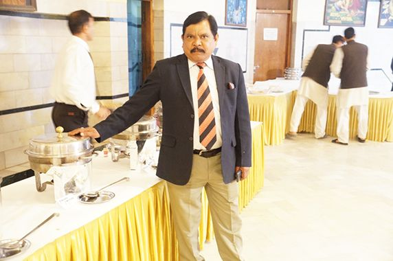 Meet our #GeneralManager Mr. Ranjeet Singh. He has more than 40 years of experience in the #hospitalityindustry including working for the ITC and is now pursuing his #spiritualpath with us. www.govindasdelhi.com