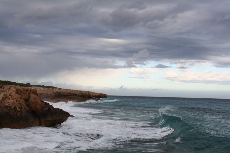 Do the wave! Mallorca 2014