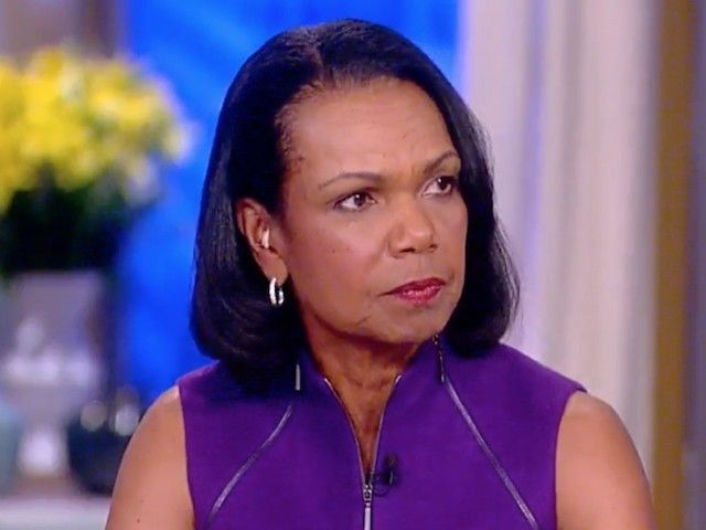 "Thursday on ABC's ""The View,"" President George W. Bush Secretary of State Condoleezza Rice said she is a supporter of the Second Amendment because guns helped her father and neighbors protect their families in the South during segregation. Rice said, ""Let me tell you why I'm a defender of the second Amendment. I grew - Condoleeza Rice 